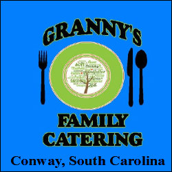 Grannys Family Catering - will open new window