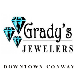 Gradys Jewelers - will open new window