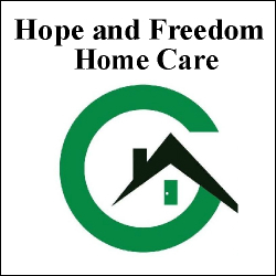 Hope and Freedom Home Care - will open new window