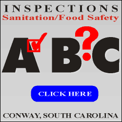 Conway Health Inspections